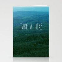 Take A Hike Stationery Cards