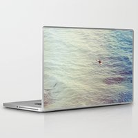 surf Laptop & iPad Skins featuring Surf by Hannah Kemp