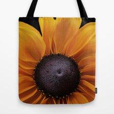 Rudbeckia Flower Tote Bag