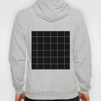Black Grid /// Www.penci… Hoody