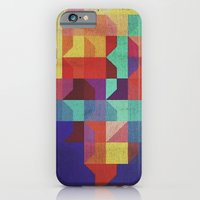 iPhone & iPod Case featuring quartier by Laura Moctezuma