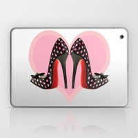 Love Shoes Laptop & iPad Skin