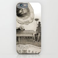 The Chimney Sweep (Monochrome) iPhone 6 Slim Case