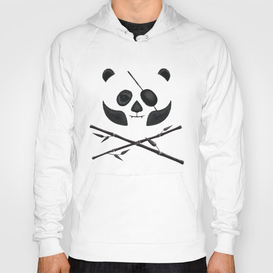 Panda Pirate! Hoody