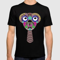 sugar ET Mens Fitted Tee Black SMALL