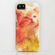 Sun Kissed iPhone (5, 5s) Slim Case