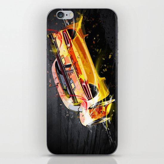 Dream Car #8 iPhone & iPod Skin