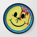 Don't worry. Be eaten. Wall Clock