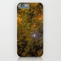 Through Iced Eyes iPhone 6 Slim Case