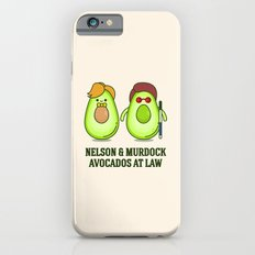 Avocados at law  iPhone 6 Slim Case