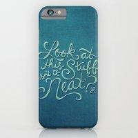 Look At This Stuff iPhone 6 Slim Case
