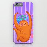 Sloth Hugs iPhone 6 Slim Case