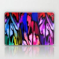 Feather Rainbow Laptop & iPad Skin