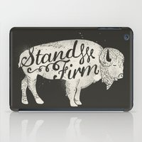 Stand Firm iPad Case