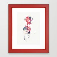 Sonmi 451. Framed Art Print