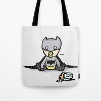 Batbaby Tote Bag