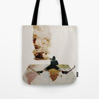 Le chasseur Tote Bag