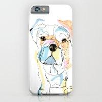 Bulldog Colour iPhone 6 Slim Case