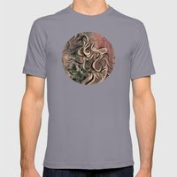 Tempest III (sandstorm) Mens Fitted Tee Slate SMALL