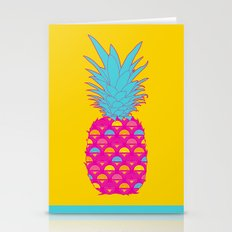 Pineapple Rainbow (Full Colour) Stationery Cards