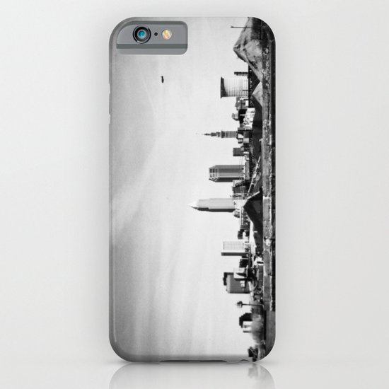 Cleveland from the West iPhone & iPod Case