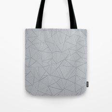 Ab Linea Grey Tote Bag