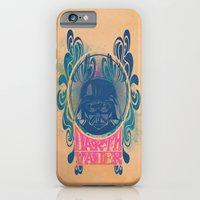 iPhone & iPod Case featuring Psychedelic Vader by Geekleetist