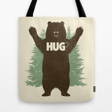 Bear Hug? Tote Bag