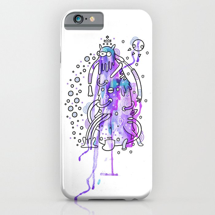 Squishy iPhone & iPod Case by Randyotter Society6