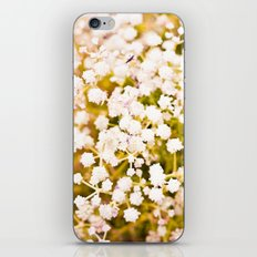 The Flowers in the Sunset iPhone & iPod Skin