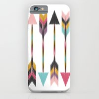 Bohemian Arrows iPhone 6 Slim Case