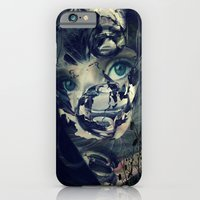 iPhone & iPod Case featuring The Veil by KunstFabrik_StaticMovement Manu Jobst