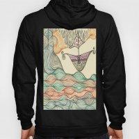 Hundertwasser's last voyage Hoody
