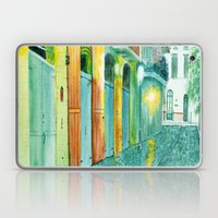 Pirate's Alley New Orleans Laptop & iPad Skin