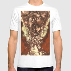 Jasper SMALL Mens Fitted Tee White