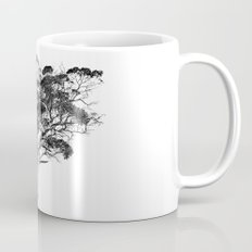 Tree and Gangster Mug