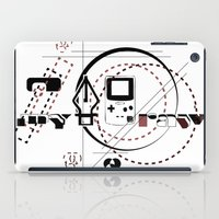 Pen Game iPad Case