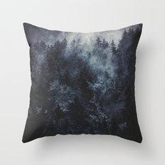 Hard Boiled Wonderland Throw Pillow