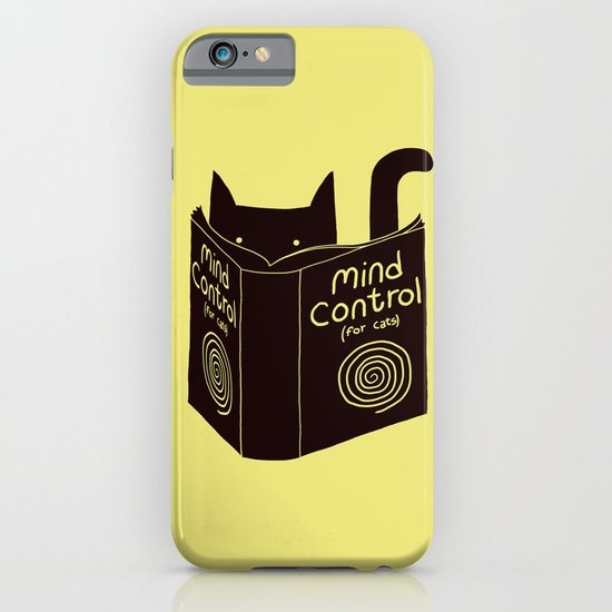 Mind Control (buy this) iPhone & iPod Case
