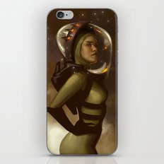 Spaceman iPhone & iPod Skin