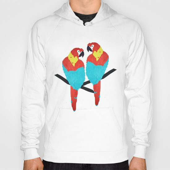 Cuban Macaw. Hoody