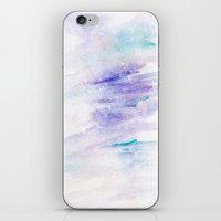 Watercolor Abstract 2 iPhone & iPod Skin