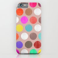 iPhone & iPod Case featuring colorplay 2 by Garima Dhawan