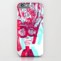 iPhone & iPod Case featuring poetrait3 by ana javier