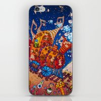 In the fronkey 's train iPhone & iPod Skin