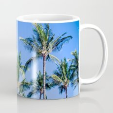 Palms in Living Harmony Mug