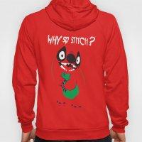 Why So Stitch? Hoody