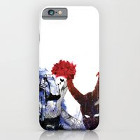 iPhone & iPod Case featuring A dagger of the mind by Martin Whelan