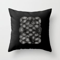 Drawing 7 Throw Pillow