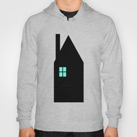 The House With The Turquoise Light On No.1 Hoody